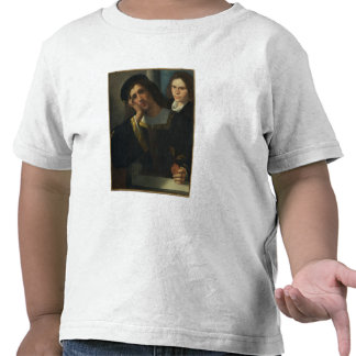Retrato doble, c.1502 camisetas