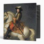 Retrato ecuestre de Louis XIV
