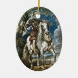 Retrato ecuestre del duque de Lerma Rubens Adorno Para Reyes
