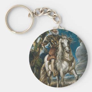 Retrato ecuestre del duque de Lerma - Rubens Llavero Redondo Tipo Pin