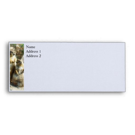 Retrato formal del perro de las praderas