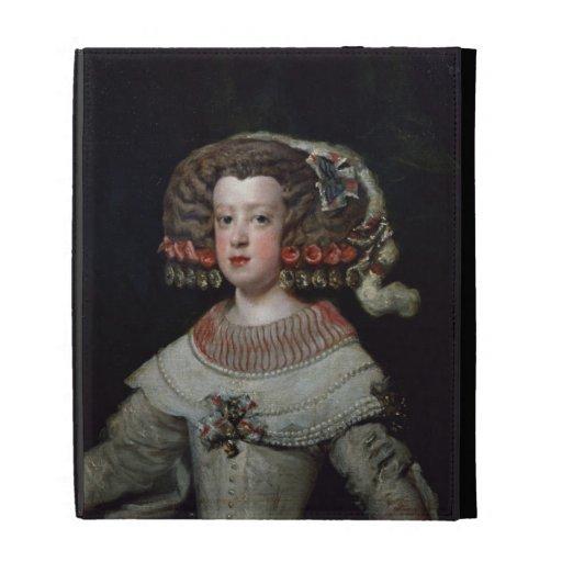 Retrato fut de Maria Teresa de la infanta de los 1