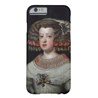 Retrato fut de Maria Teresa de la infanta de los Funda Para iPhone 6 Barely There