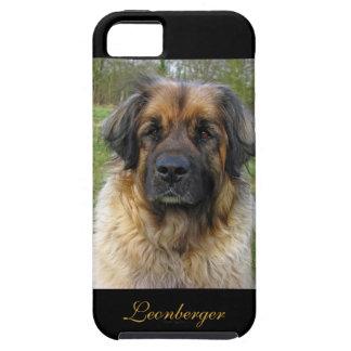 Retrato hermoso de la foto del perro de funda para iPhone SE/5/5s