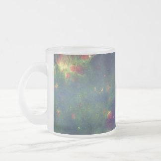 Retrato infrarrojo de la galaxia interna de la vía taza