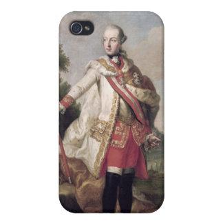 Retrato integral de José II iPhone 4/4S Funda