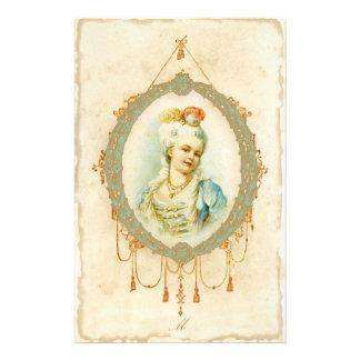 Retrato joven de Marie Antonieta Papeleria