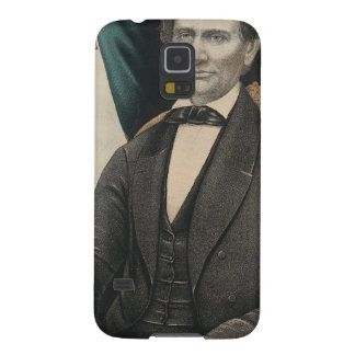Retrato Kellogg del color de presidente Abraham Funda Para Galaxy S5