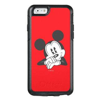Retrato lindo clásico de Mickey el   Funda Otterbox Para iPhone 6/6s