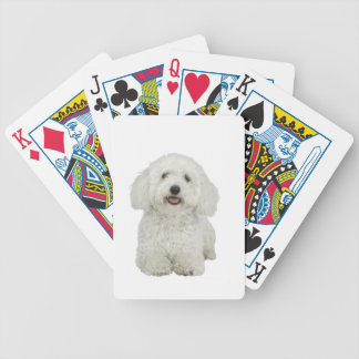 Retrato maltés baraja de cartas
