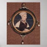 Retrato miniatura de Jane pequeño Impresiones