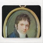 Retrato miniatura de Ludwig van Beethoven, 1802 Tapete De Ratón