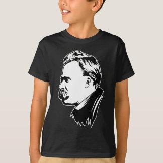 Retrato Mousepad de Frederich Nietzsche Poleras