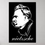 Retrato Mousepad de Frederich Nietzsche Posters