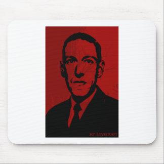 Retrato Mousepad de HP Lovecraft Alfombrilla De Ratones