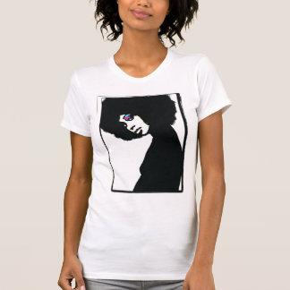 Retrato natural camisetas