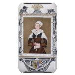 Retrato Nueve-Días Qu de señora Jane de Grey (1537 iPod Case-Mate Cárcasa