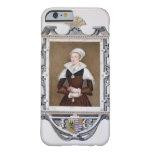 Retrato Nueve-Días Qu de señora Jane de Grey Funda Para iPhone 6 Barely There