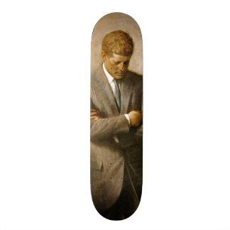 Retrato oficial de John F Kennedy de Aaron Shikle Patín Personalizado