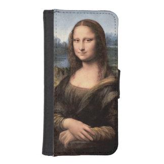 Retrato/pintura de Mona Lisa Carteras Para Teléfono
