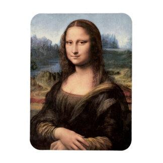 Retrato/pintura de Mona Lisa Imanes