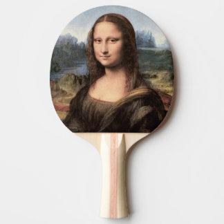 Retrato/pintura de Mona Lisa Pala De Ping Pong