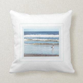 Retrato por la almohada del mar