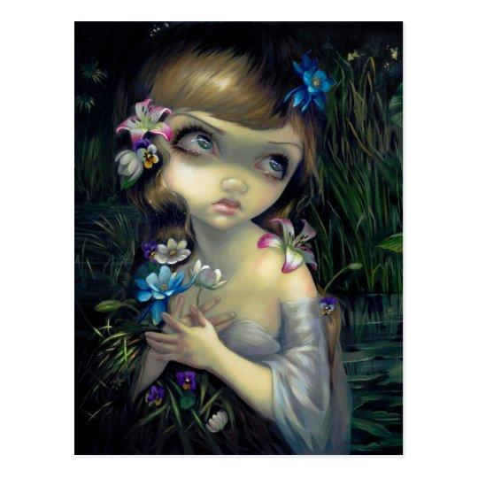 """""""Retrato postal de Ofelia"""""""
