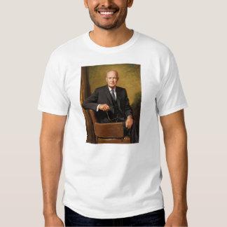 Retrato presidencial oficial de Dwight D Remeras