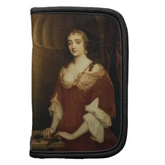 Retrato probable de Nell Gwynne (1650-87), mistre Planificador