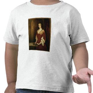 Retrato probable de Nell Gwynne (1650-87), mistre Camiseta