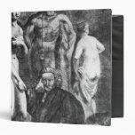 Retrato satírico de Laurence Sterne, c.1761