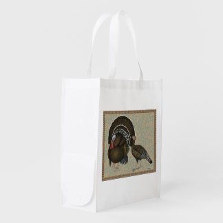 Retratos de bronce estándar de los pavos bolsa para la compra