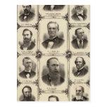 Retratos de ciudadanos de Cedar Rapids Postal
