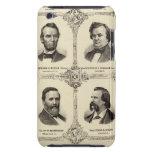 Retratos de Gustavus Koerner iPod Touch Case-Mate Cárcasa