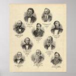 Retratos de Peter Doyle, Fernando Kuehn Póster