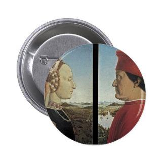 Retratos Federico da Montefeltro de Piero Francisc Pin