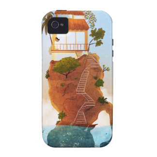 Retreat iPhone 4/4S Covers