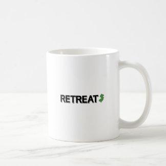 Retreat, New Jersey Coffee Mug