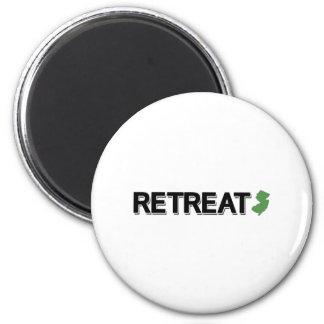 Retreat, New Jersey Magnet