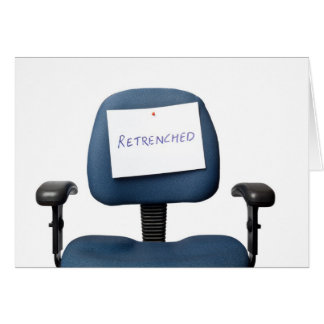 Retrenched Card