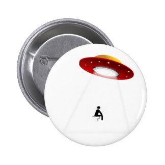 Retrete del UFO Pins
