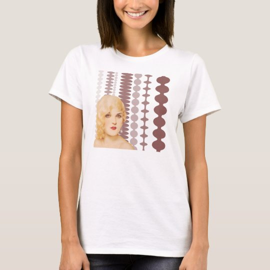 Retro 1930s Pinup T-Shirt