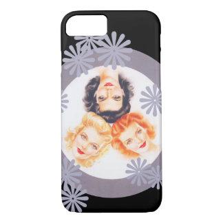 Retro 1940s Pinup Girls iPhone 7 Case