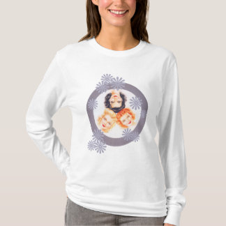 Retro 1940s Pinup Girls T-Shirt