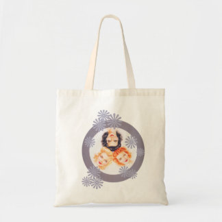 Retro 1940s Pinup Girls Tote Bag