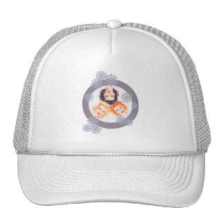 Retro 1940s Pinup Girls Trucker Hat