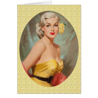 Retro 1950s Birthday Cards