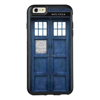 Retro 1960s British Police Phone Call Box OtterBox iPhone 6/6s Plus Case
