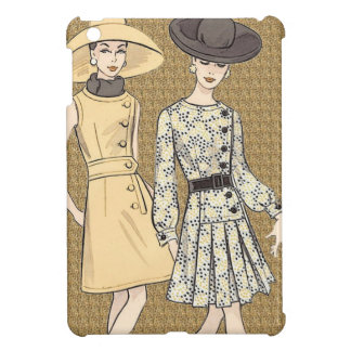 Retro 1960s Fashion Cover For The iPad Mini